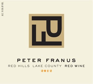 2012 Red Hills Lake County Red