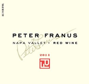 2014 Napa Valley Red Image